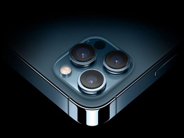 iPhone12シャッター音